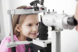 screening visivo per bambini